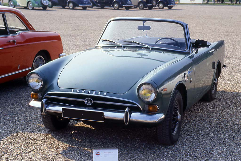 1965 Sunbeam