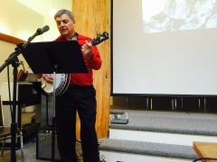 Native Pastor, Randy Elliott